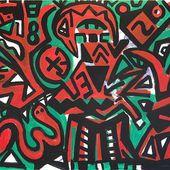 A.R. Penck exhibition - artetcinemas.over-blog.com