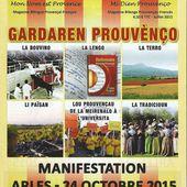 L'Occitanisme contre le Provençal - l'estrangiè e li santoun