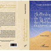Le tome 2 de l'antholologie du melhoun vient de paraitre aux Éditions L'Harmattan - LNO
