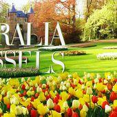 Découvrez le printemps avec Floralia Brussels au château de Grand-Bigard du 7 avril au 7 mai 2017 - LNO