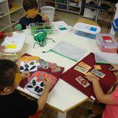 Travailler les couleurs avec les IM chez Mimi - école petite section