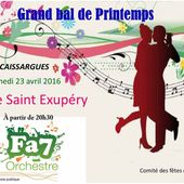 Le Grand Bal de printemps - Lou Fenestrou