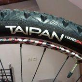 Test pneu vtt HUTCHINSON TAIPAN - VTT a 2