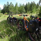 Variante du Tour de la Vallée du Jabron en BUL (Alpes de Haute Provence) 21 et 22 juin 2016 - VTT a 2