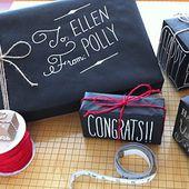 10 façons géniales et originales pour emballer ses cadeaux! - Aly Tricks