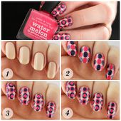 Nail art Disco... on remet ca? - NailartAngel