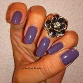 """Vernis CLAIRE'S """"I heart you"""" (vernis cocard ) - NailartAngel"""