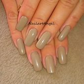 Vernis NUDE TAUPE, n°136, une agréable surprise. - NailartAngel