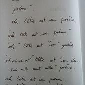 Café des Beaux-Arts - Chroniques poétiques à Dijon - I - - aller aux essentiels