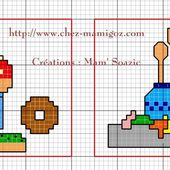 Logos Loisirs : Cuisine et Pâtisserie - Chez Mamigoz
