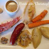 La Potée aux Christophines du Petit Bistro de Mamigoz - Chez Mamigoz