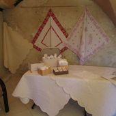 5 ème Exposition de Broderie à Isigny : suite de la visite - Chez Mamigoz