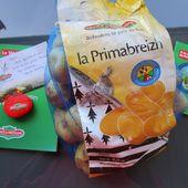Challenge PrimaBreizh, Pomme de Terre Primeur Prince de Bretagne - Chez Mamigoz