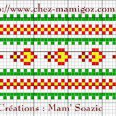 Marque-Pages aux cœurs, en deux tailles - Chez Mamigoz