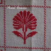SAL : Plaid Broderie Rouge... Grille 30/G5 - Chez Mamigoz