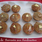 Farz de Sarrasin aux Sardinettes - Chez Mamigoz