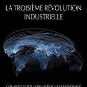 Vers une Troisième Révolution Industrielle? - Les écrits d'un poète français