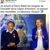 Pierre RABHI: le gourou médaillé! - Les écrits d'un poète français