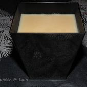 Crème Spéculoos façon Danette (thermomix ou pas)