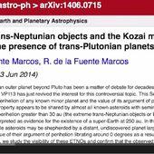 La liste des planètes trans-plutoniennes s'allonge -