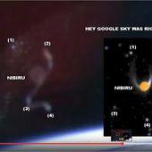L'arrivée de Nibiru , observée par la Station Spatiale Internationale - Bienvenue sur le blog de Ben Garneau = Nibiru , catastrophes naturelles et déplacement des pôles
