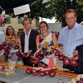 Fête de l'oignon rouge de Toulouges en 2015 en 20 photos - Autour de