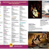 A vos agendas : balade en terre d'artistes à la Ferme Catalane à Corneilla la Rivière - Autour de