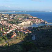De Collioure à Port Vendres - Autour de