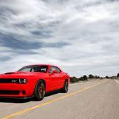 Challenger SRT Hellcat: toute en muscles - Ultimate Supercars