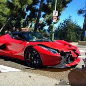 Accident de Laferrari à Monaco - Ultimate Supercars