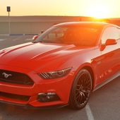 Ford Mustang 2015: les chiffres officiels! - Ultimate Supercars