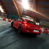 Vidéo: Porsche Cayman GTS VS kart sur un circuit de karting! - Ultimate Supercars