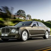 Mulsanne Speed, la Mulsanne sportive de Bentley - Ultimate Supercars