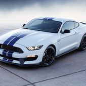 Nouvelle Ford Shelby GT350 Mustang - Ultimate Supercars