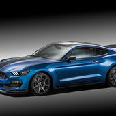 Mustang GT350R - la version extrème - Ultimate supercars