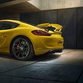 Porsche Cayman GT4, images et caractéristiques - Ultimate supercars