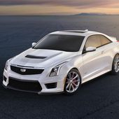 Cadillac ATS V: tarifs, performances, date de sortie - Ultimate supercars