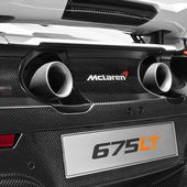 McLaren 675LT - photos fiche technique - Ultimate supercars