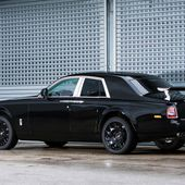 Rolls Royce, projet Cullinan - Ultimate supercars