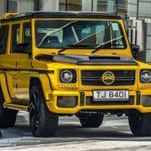 DMC G88 - ultra-sportif avec 2,5 tonnes - Ultimate supercars