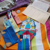 """Dans ma boite aux lettres...le sac """"balance"""" - Le blog de la petite maison de Virginie"""