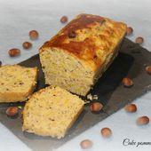 Cake pommes noisettes - Chez Vanda