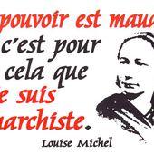 Louise Michel (1830 - 1905) : citations - Socialisme Libertaire