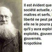 ★ L'alternative, c'est l'anarchisme - Socialisme libertaire
