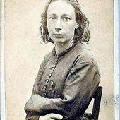 ★ Il y a 110 ans, janvier 1905 : la mort de Louise Michel, combattante de la Commune - Socialisme libertaire