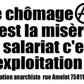 ★ Pour en finir avec le salariat, gestion directe de nos activités - Socialisme libertaire