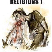 ★ Les pestes religieuses - Socialisme libertaire