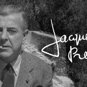 ★ Un poète libertaire : Jacques Prévert - Socialisme libertaire