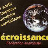 ecologie - Socialisme libertaire