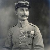 Militaires 1914 - Images d'archives et correspondance